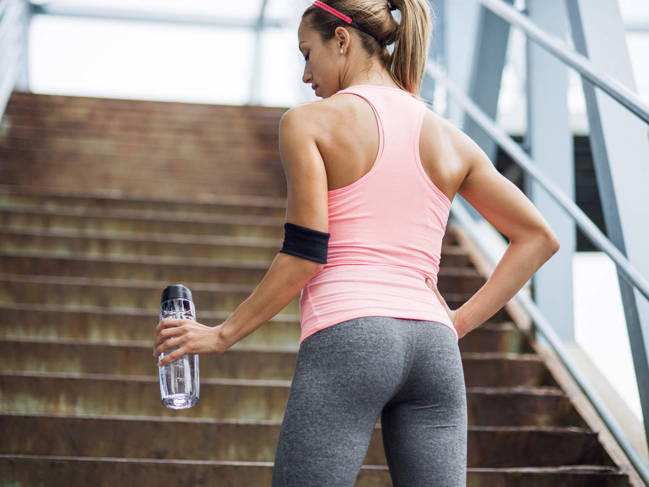 stair-workout-exercise