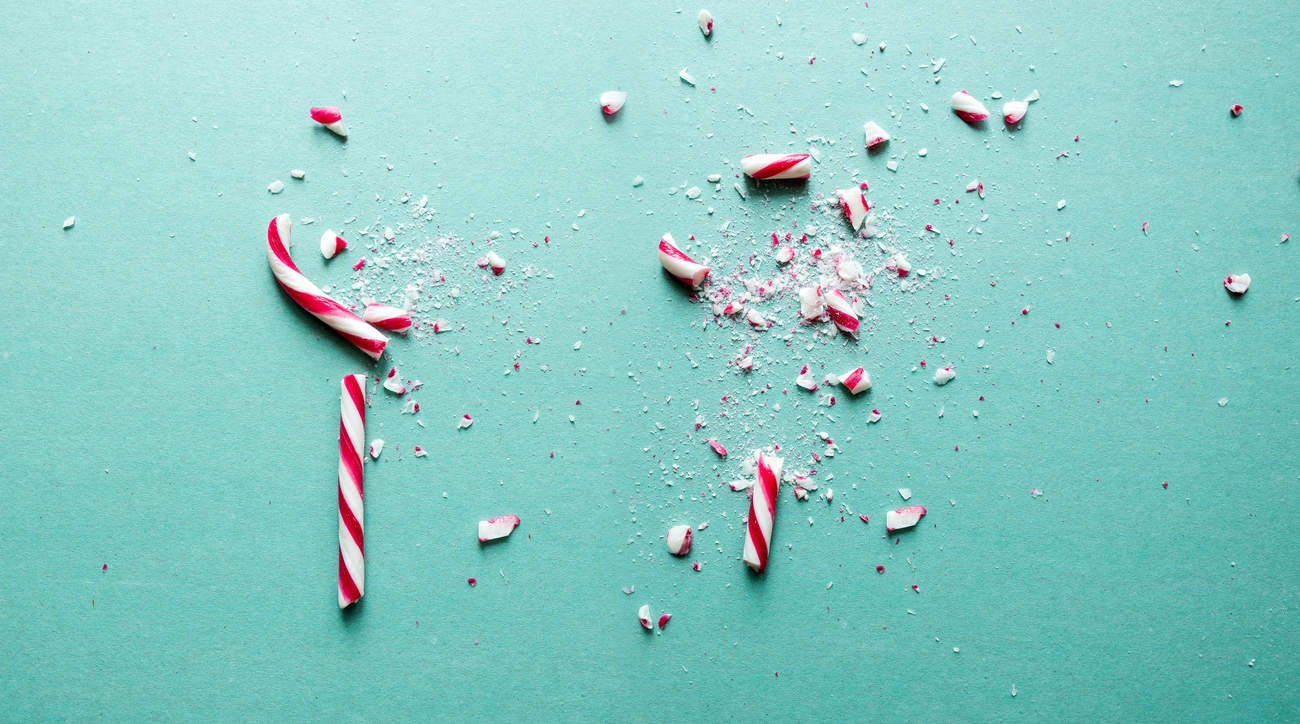 holiday-breakup candy cane
