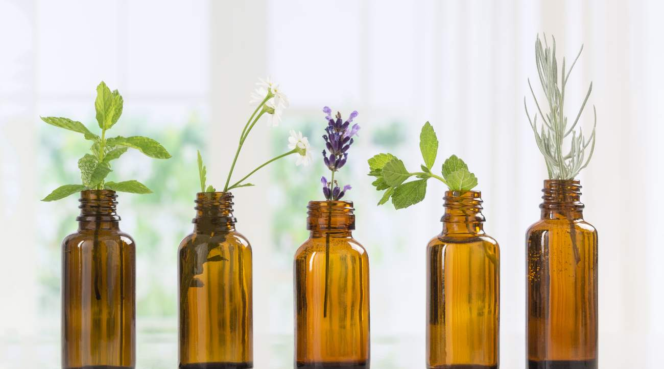 Essential oils for cold and flu