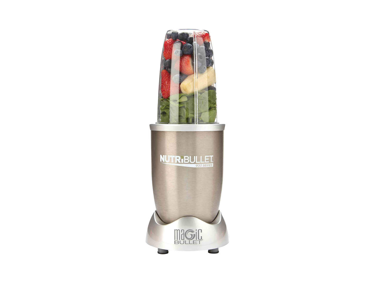 NutriBullet Is Being Sued After 22 People Claim Injuries from the Blender