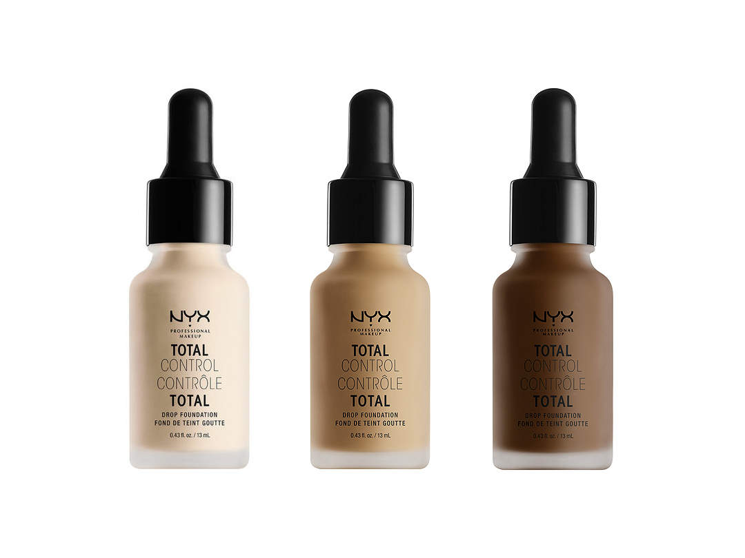 12 Foundations with the Most Inclusive Shade Ranges