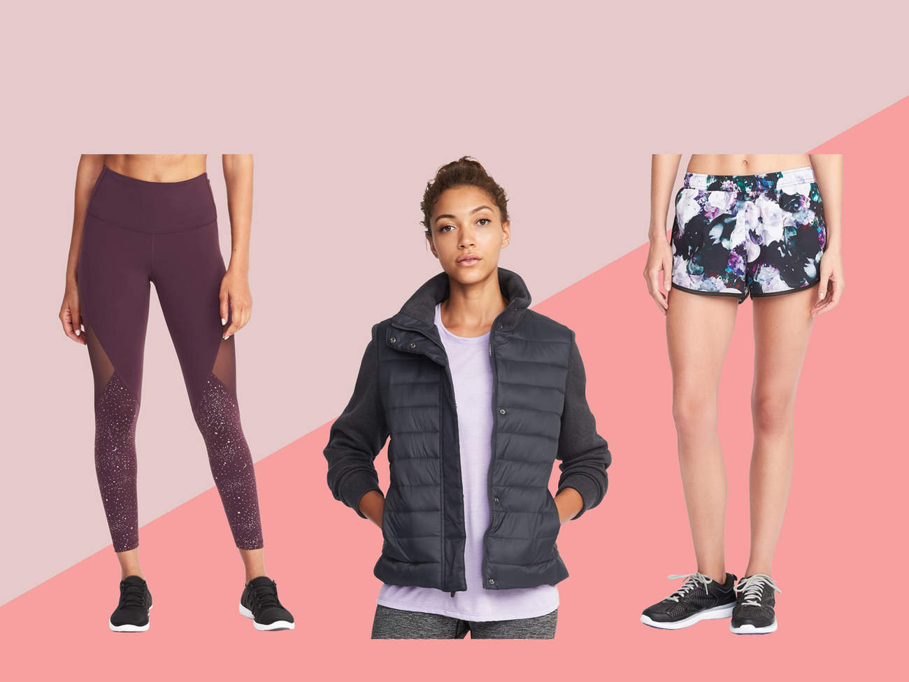 The best fitness gear from Old Navy Black Friday sale 2017