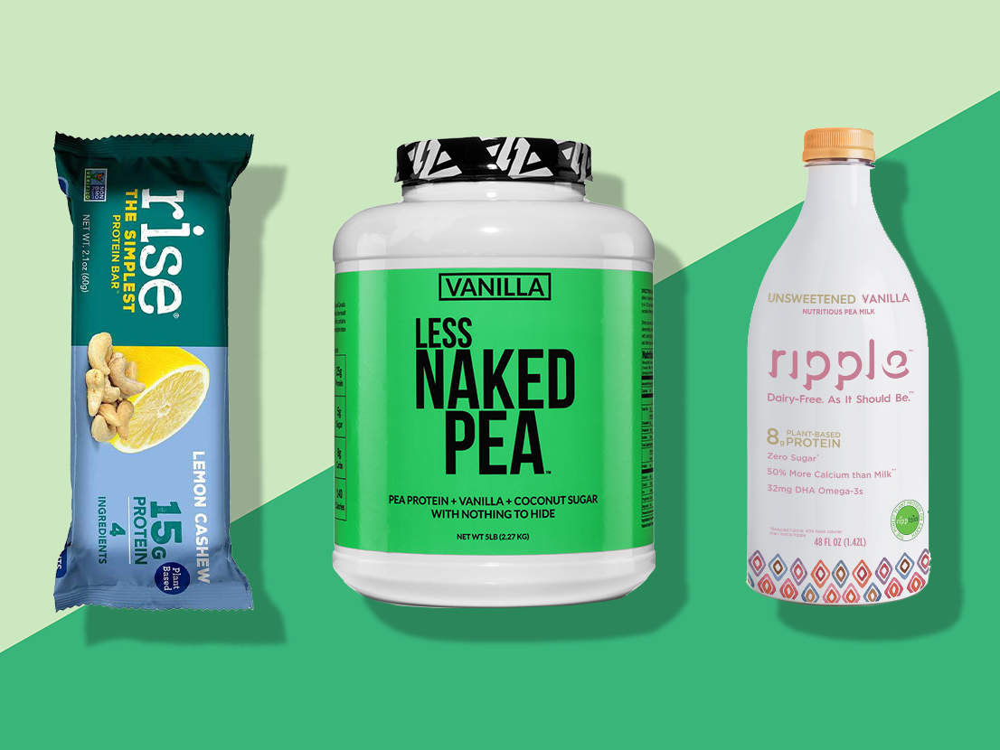 pea-protein-products