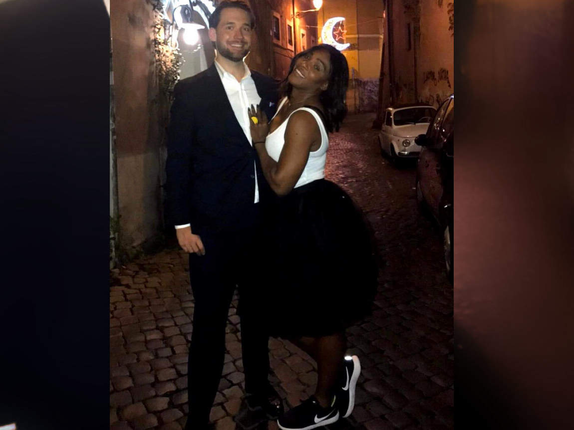 serena-williams-sneakers-engaged