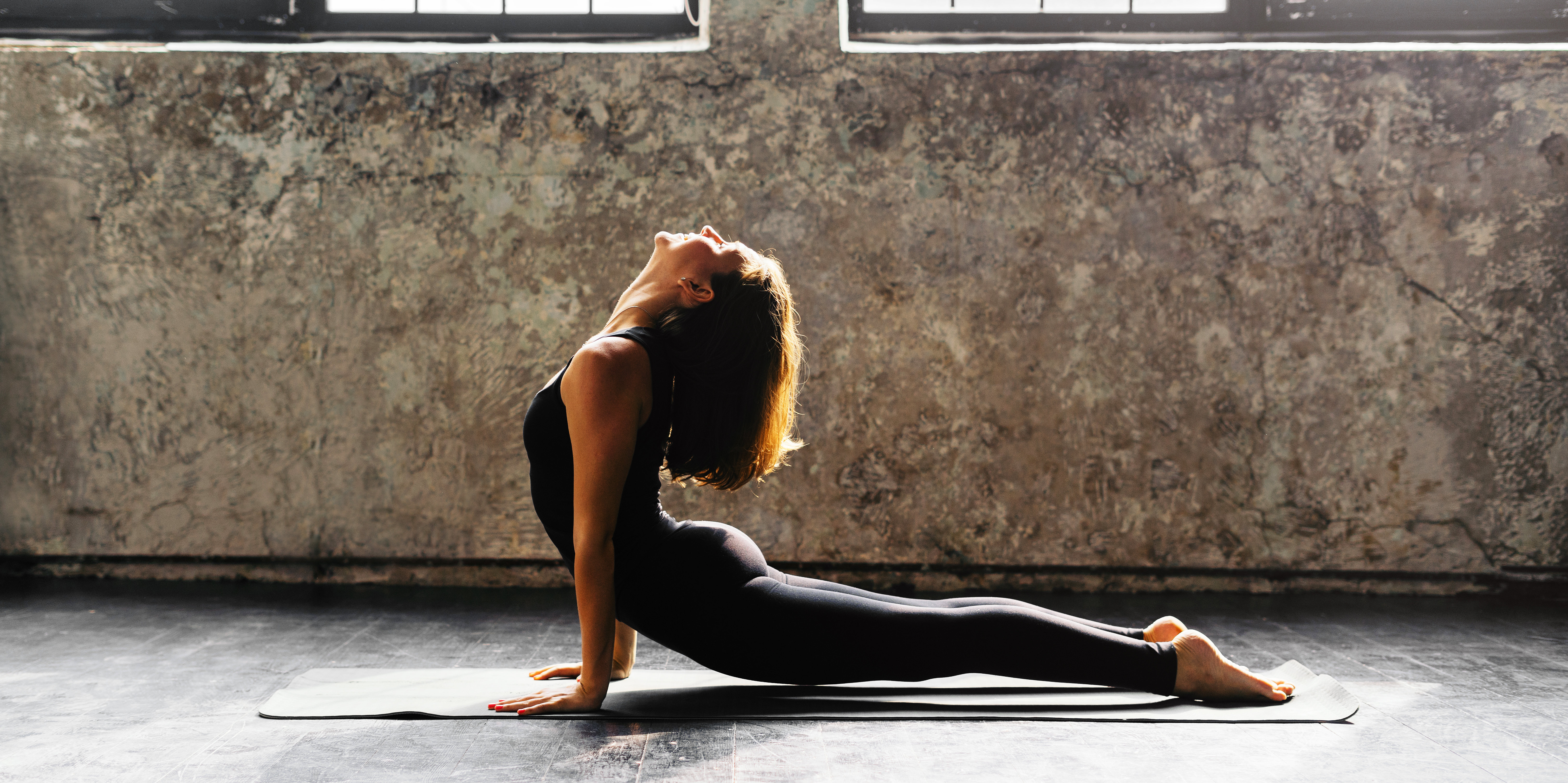 15-Minute Yoga Flow for Stress Relief