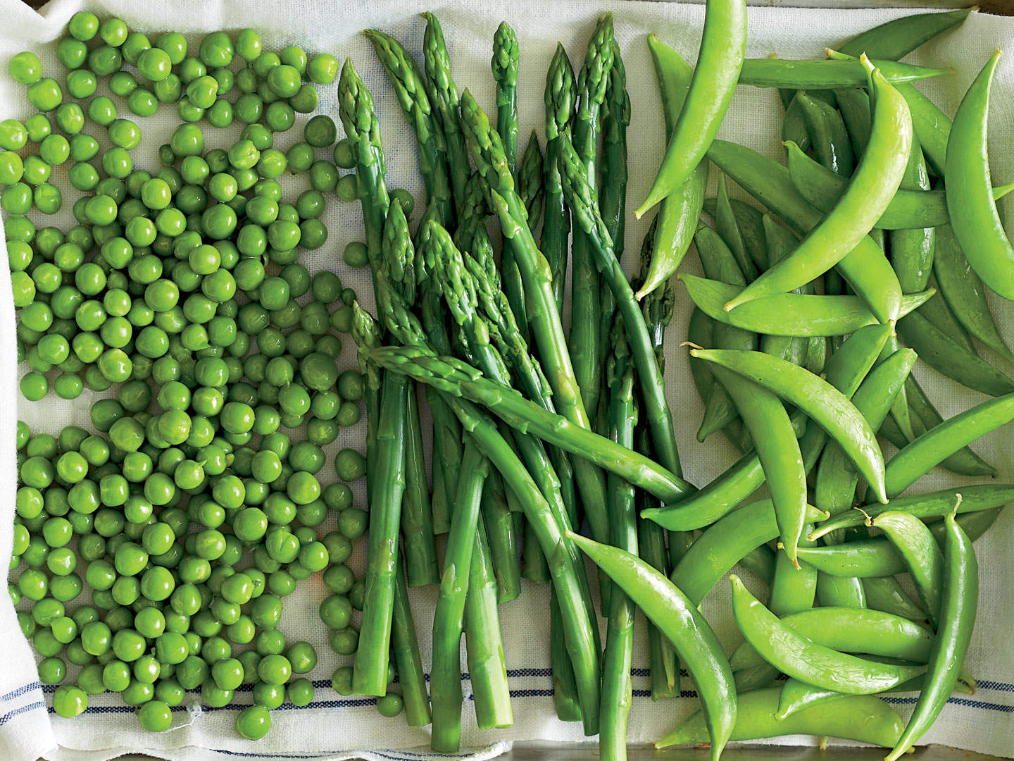 how to cook green vegetables healthy