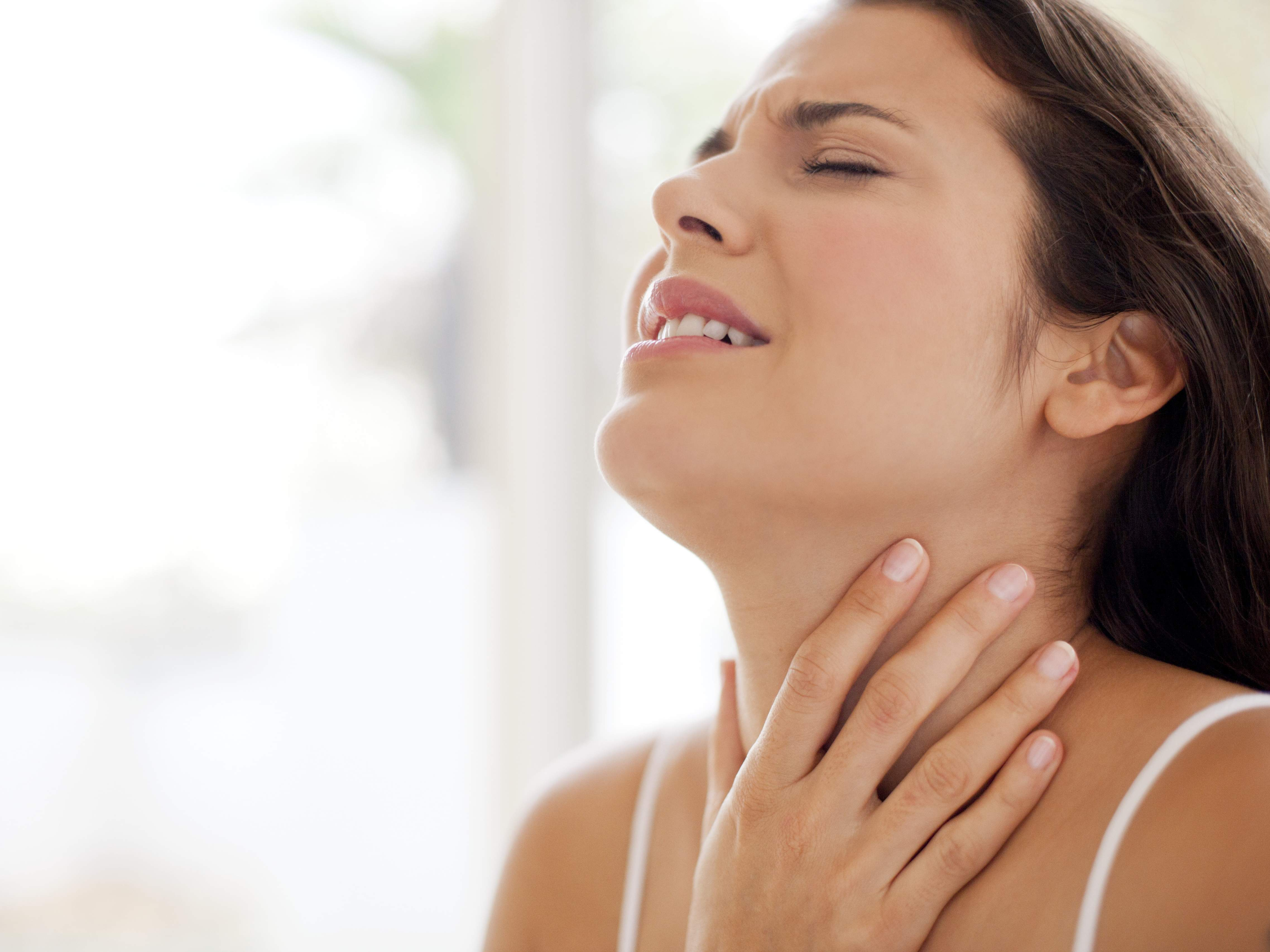 Signs and Symptoms of Strep Throat - Health