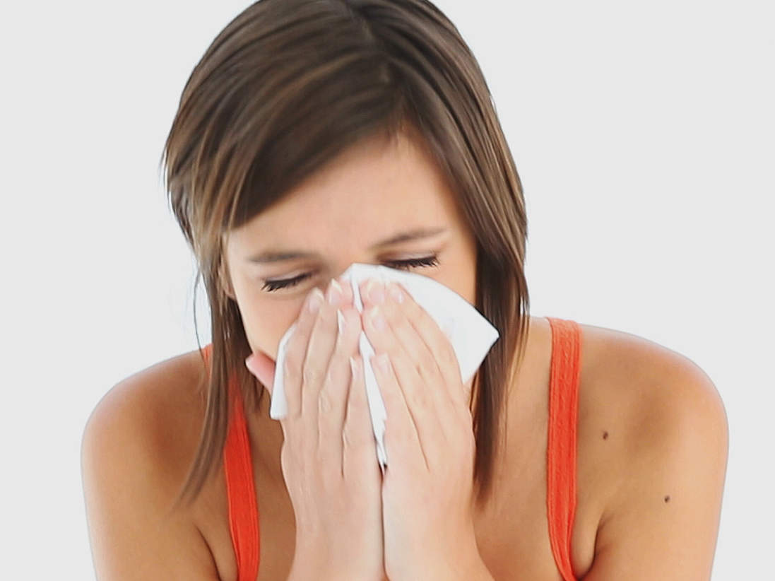how to stop a cold health