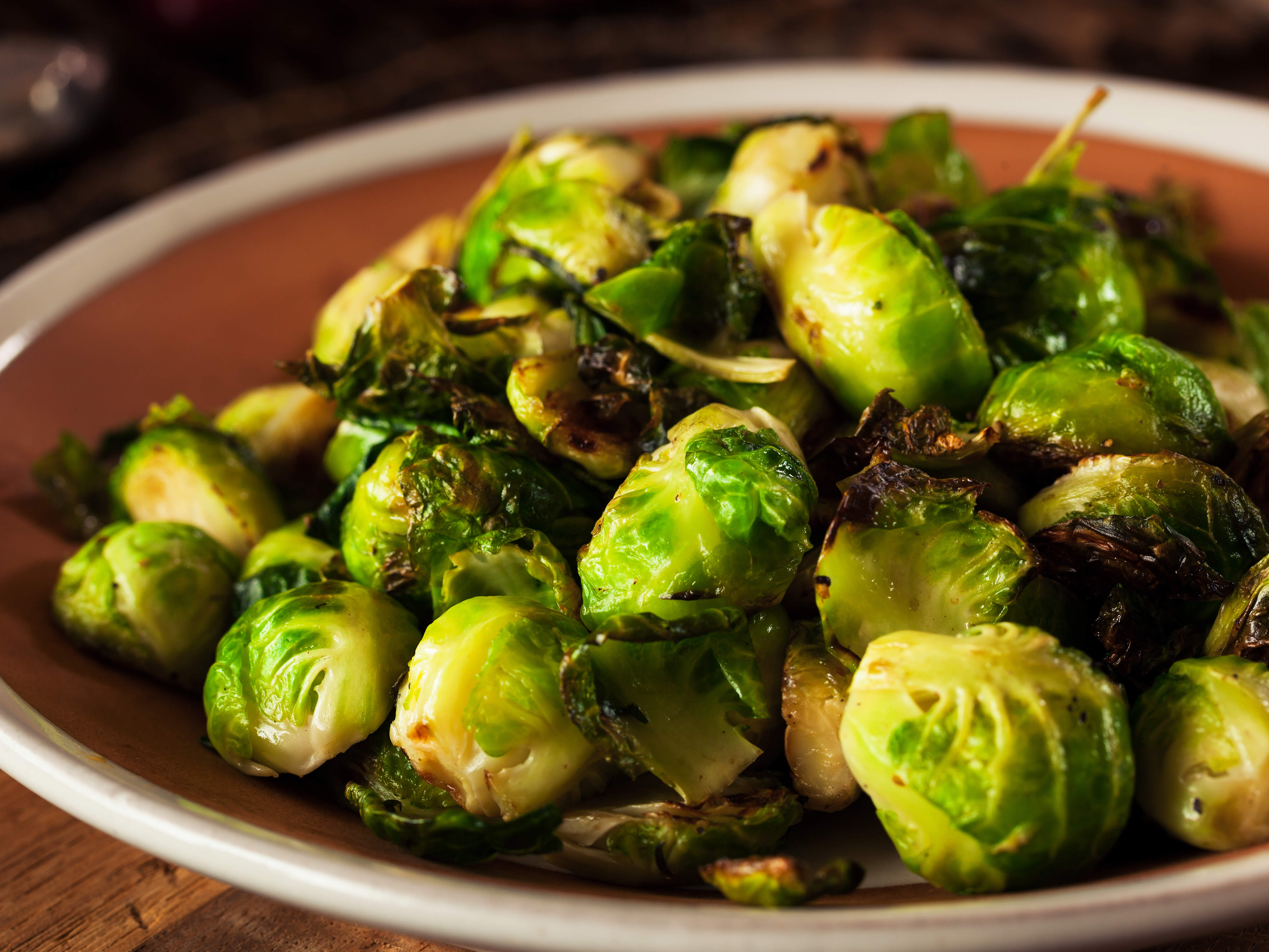 carmalized-brussels-sprouts-and-kale-with-crispy-capers-video
