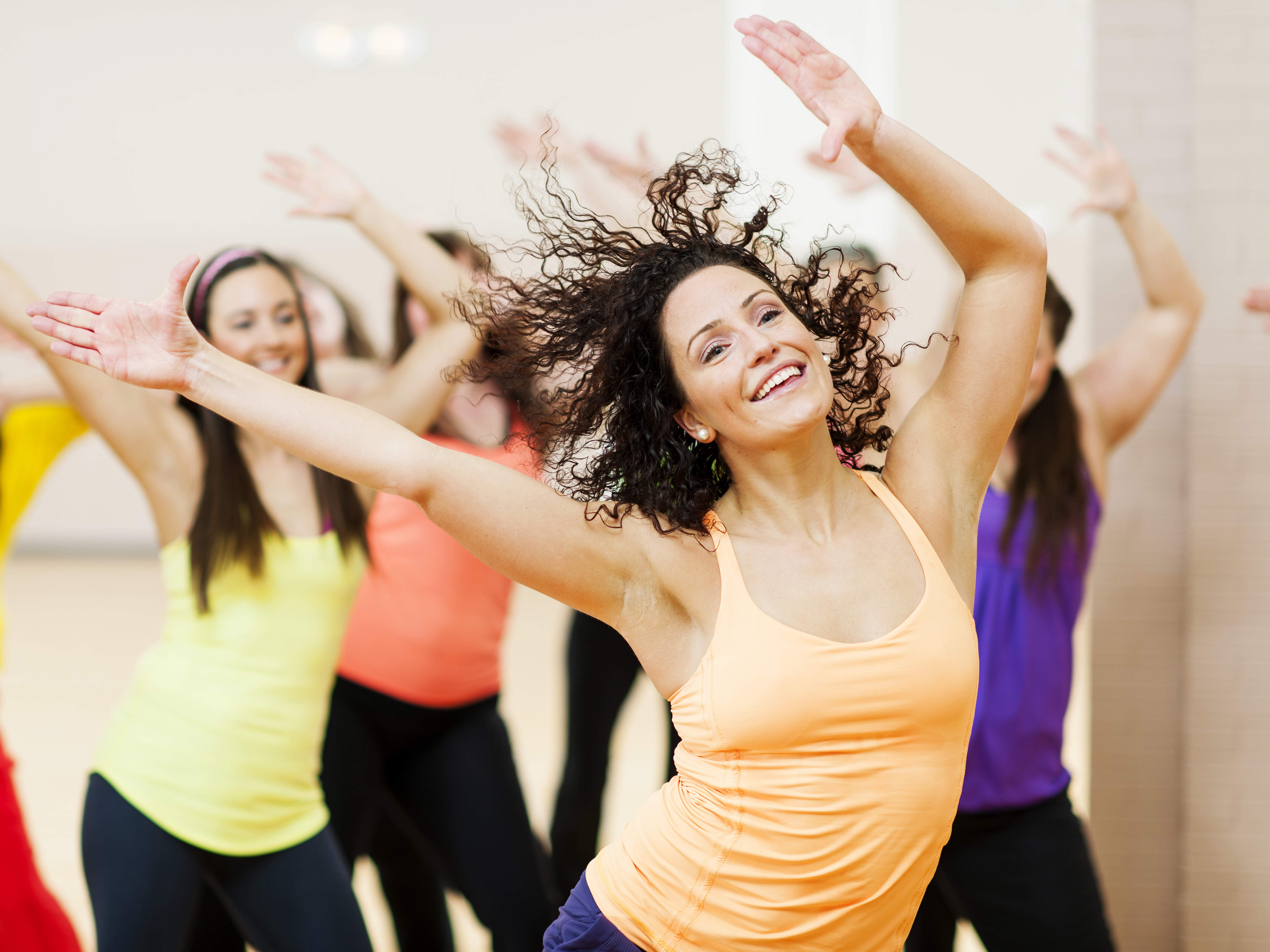 Try the Dance Cardio Workout That Inspired Zumba - Health