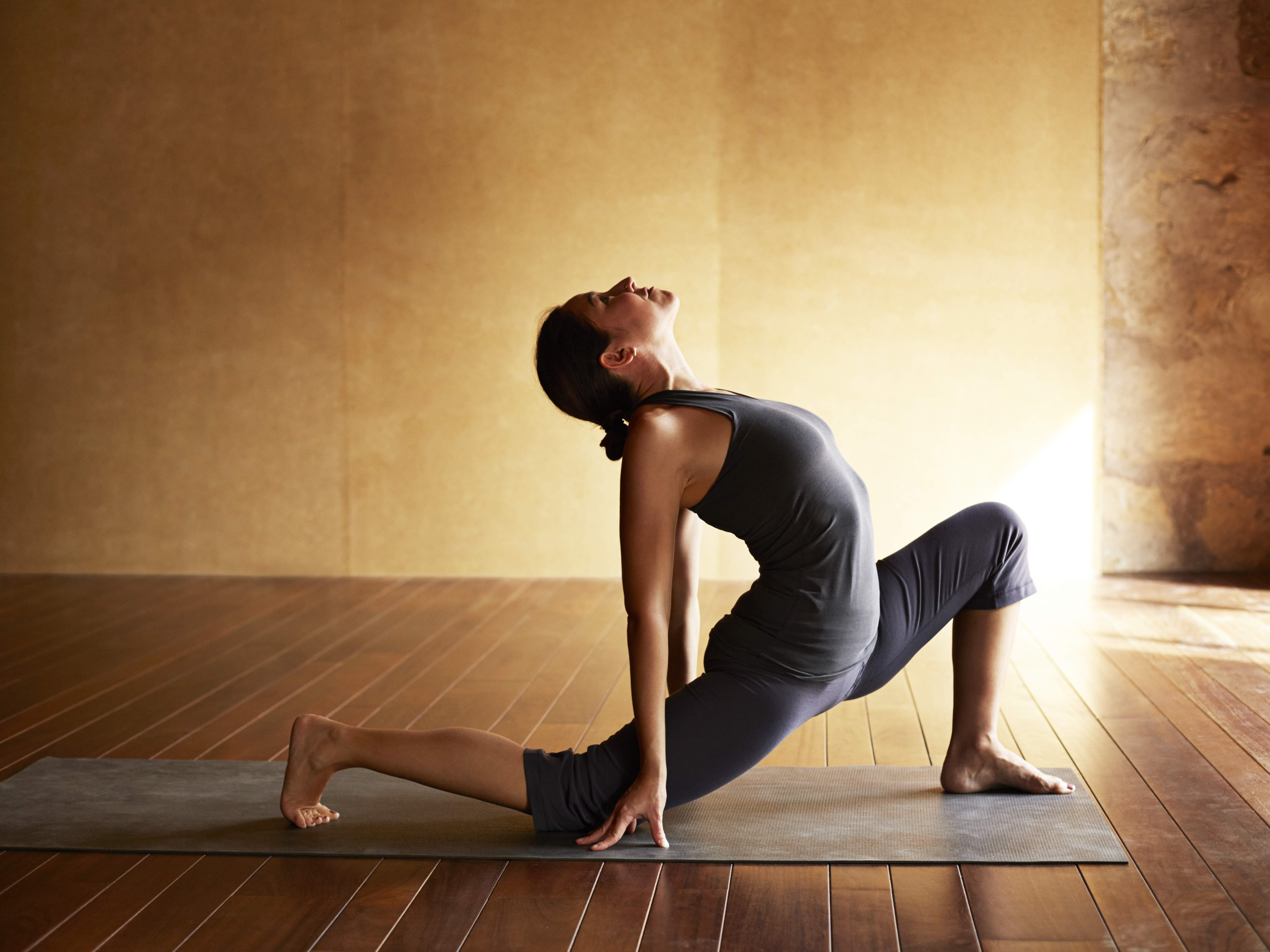 This Invigorating Yoga Flow Is The Best Way To Get