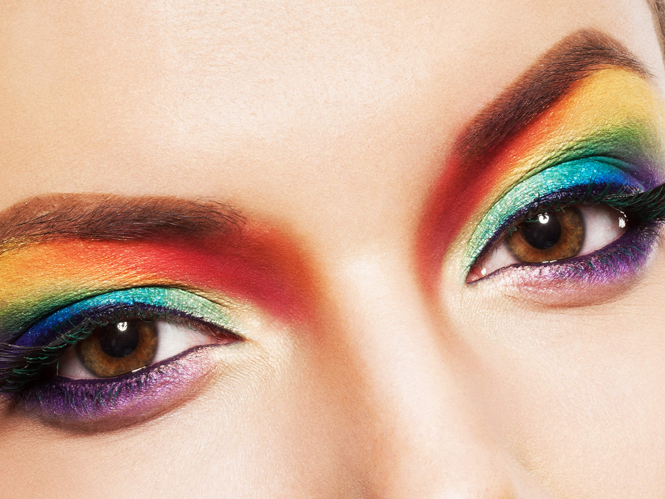 how-to-get-this-rainbow-look-video