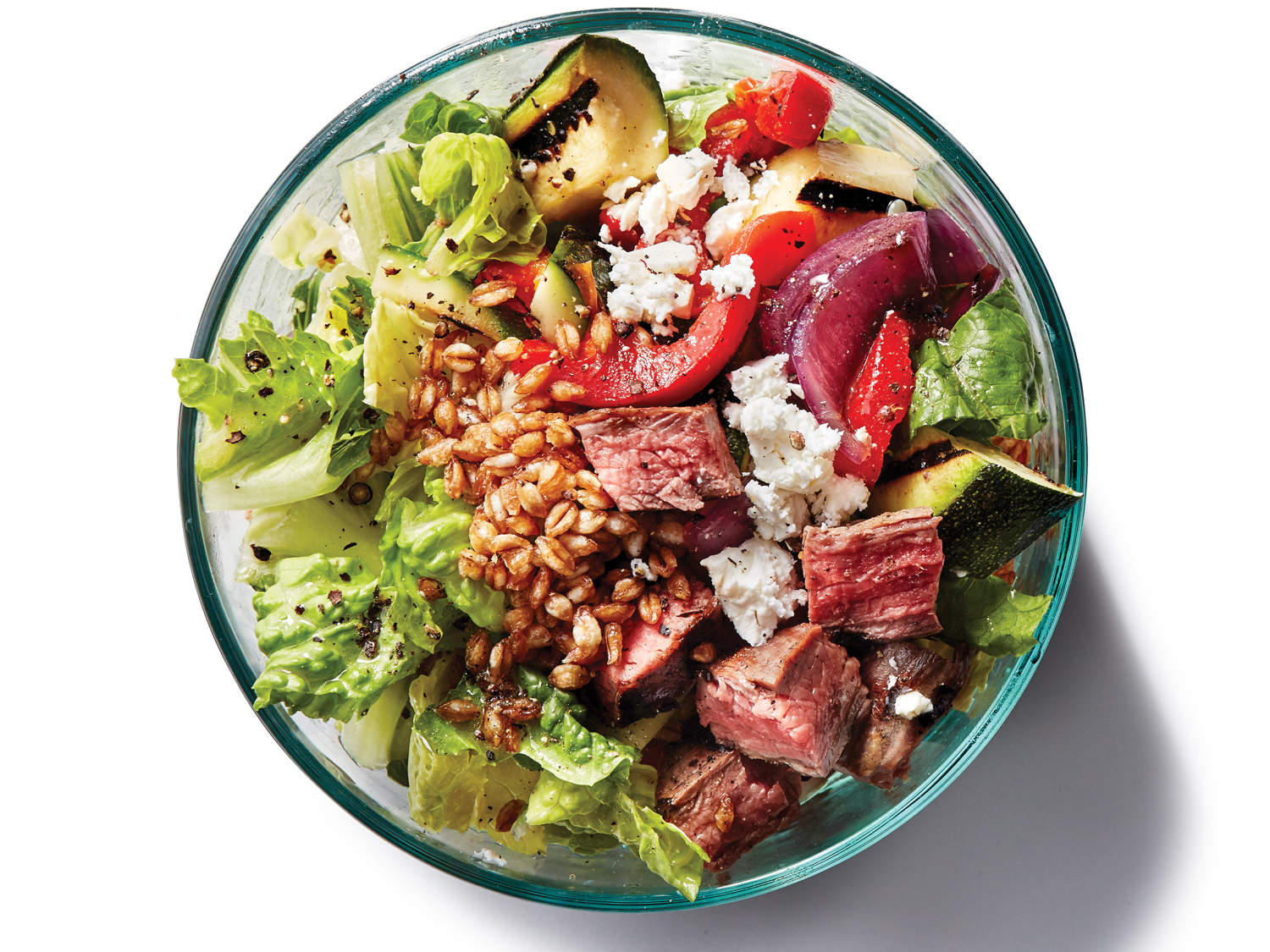 steak-farro-bowl-lunch-challenge
