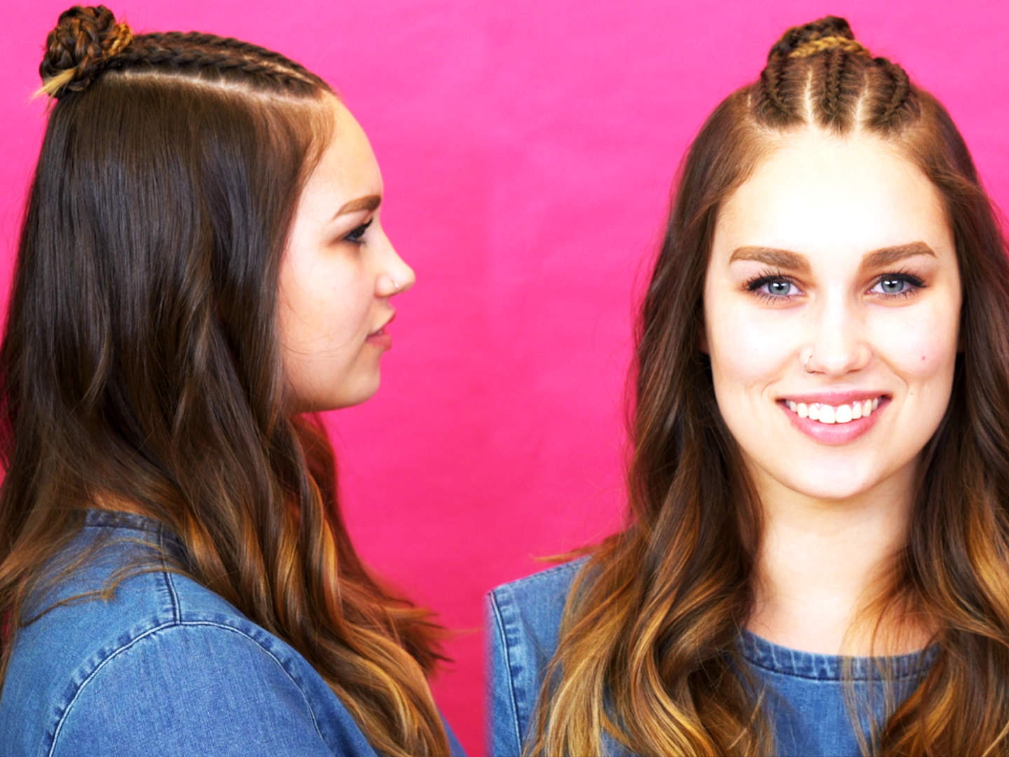 how-to-get-this-braided-half-bun-video
