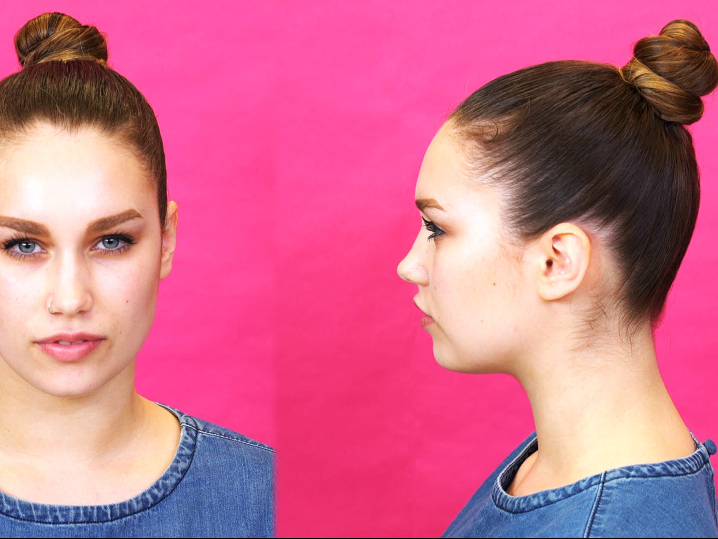 how-to-get-this-sleek-bun-video