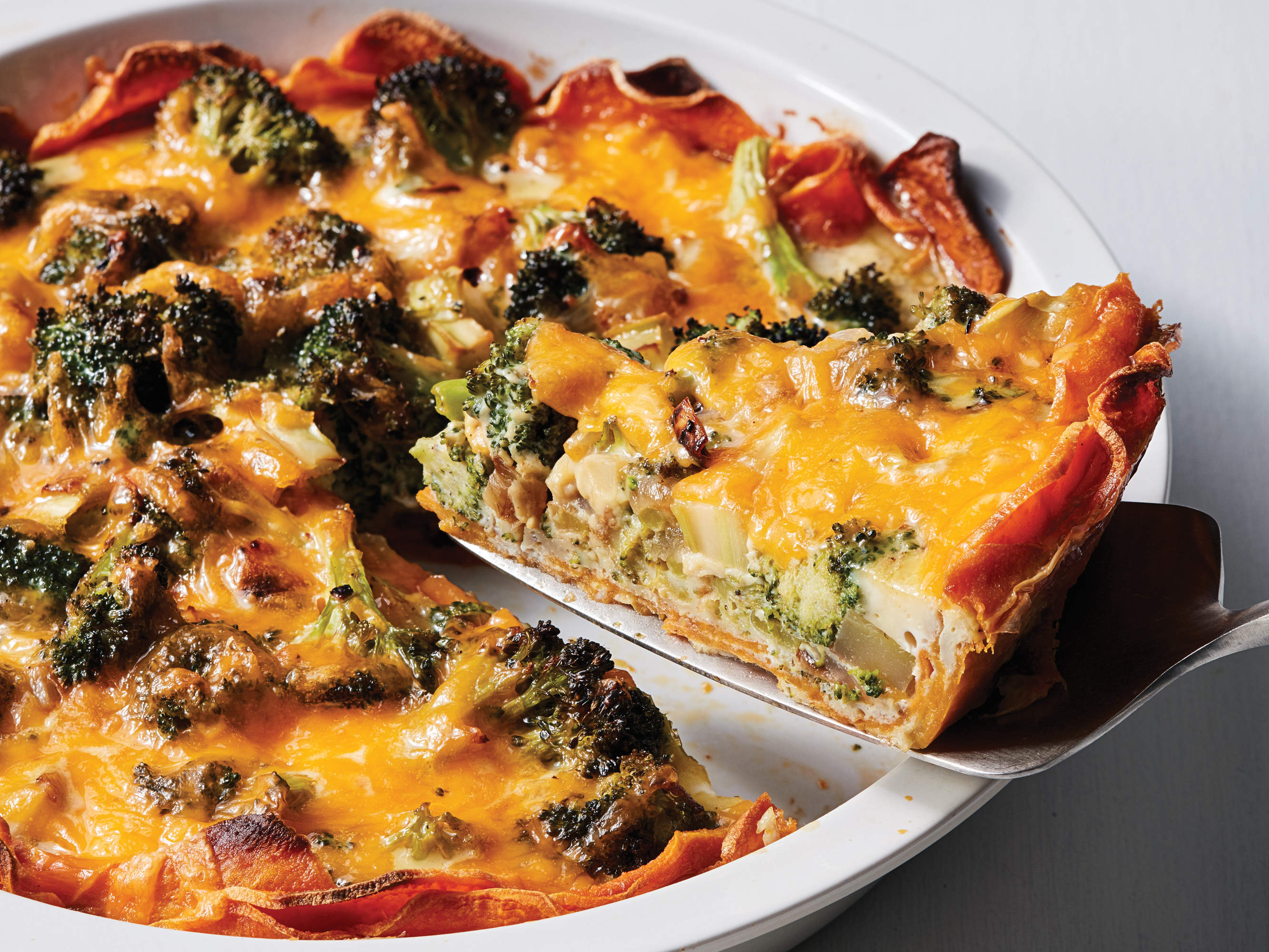 broccoli-cheddar-quiche-sweet-potato-recipe