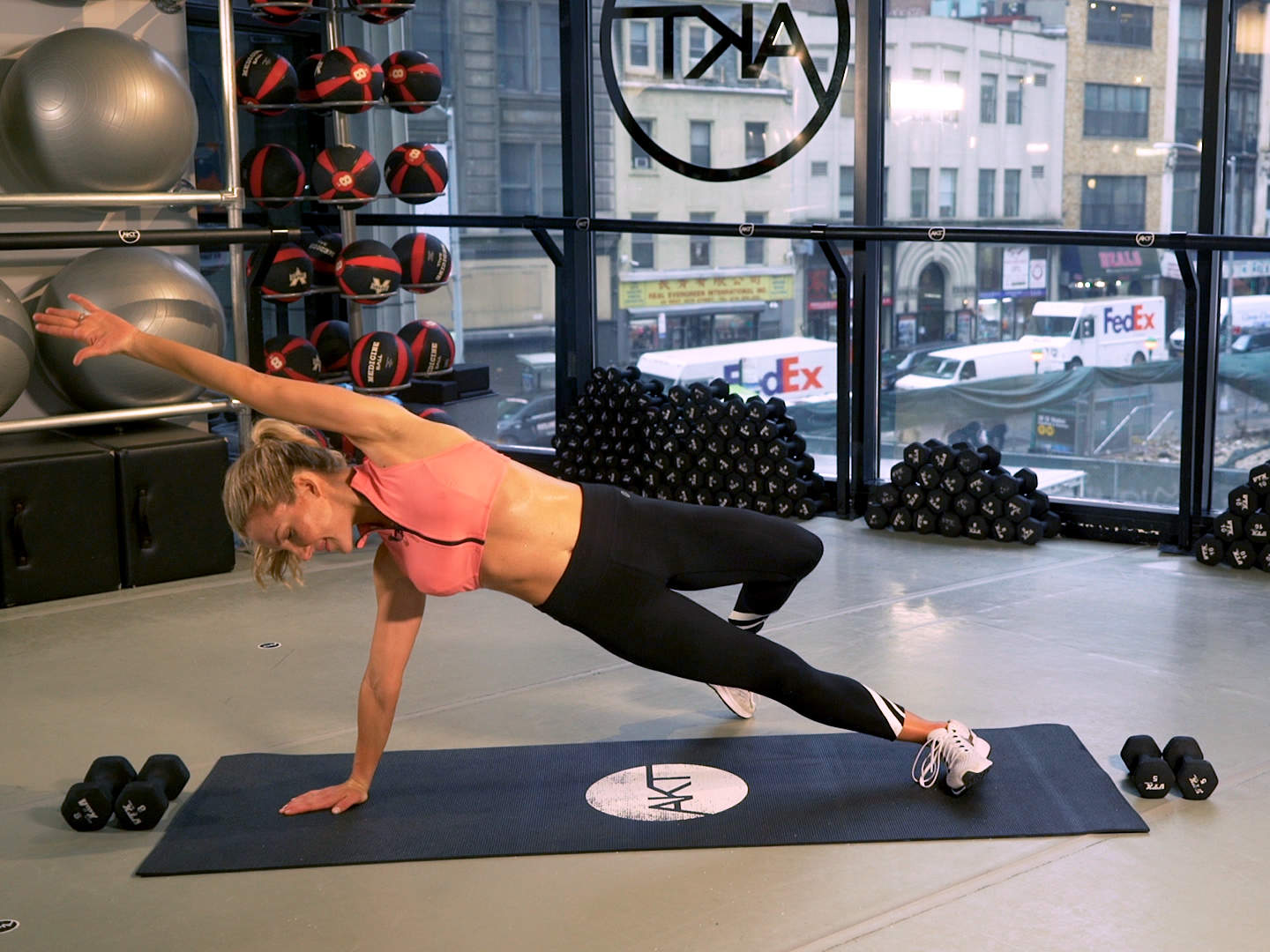 The HIIT Workout That Anna Kaiser Swears By