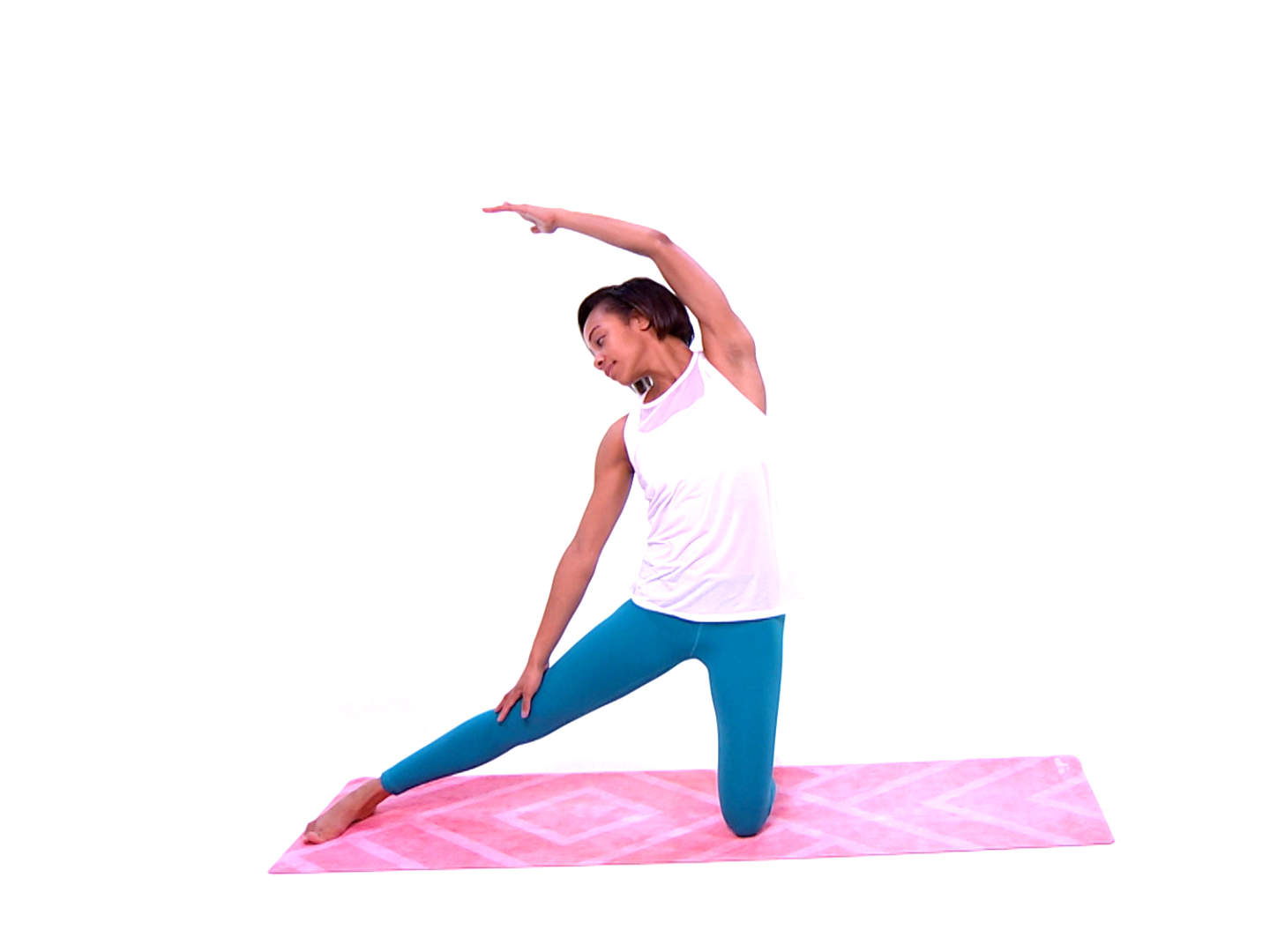 This Hip-Hop Yoga Routine Works Your Hips, Hamstrings, and Core in Less Than 20 Minutes