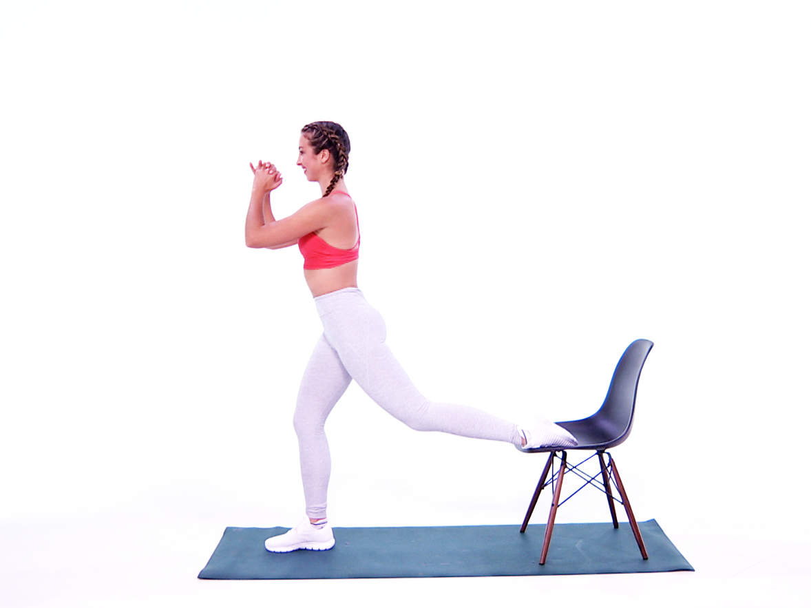 KATIE Lower Body Chair-video