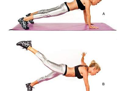 20 Ways to Do a Plank - Health