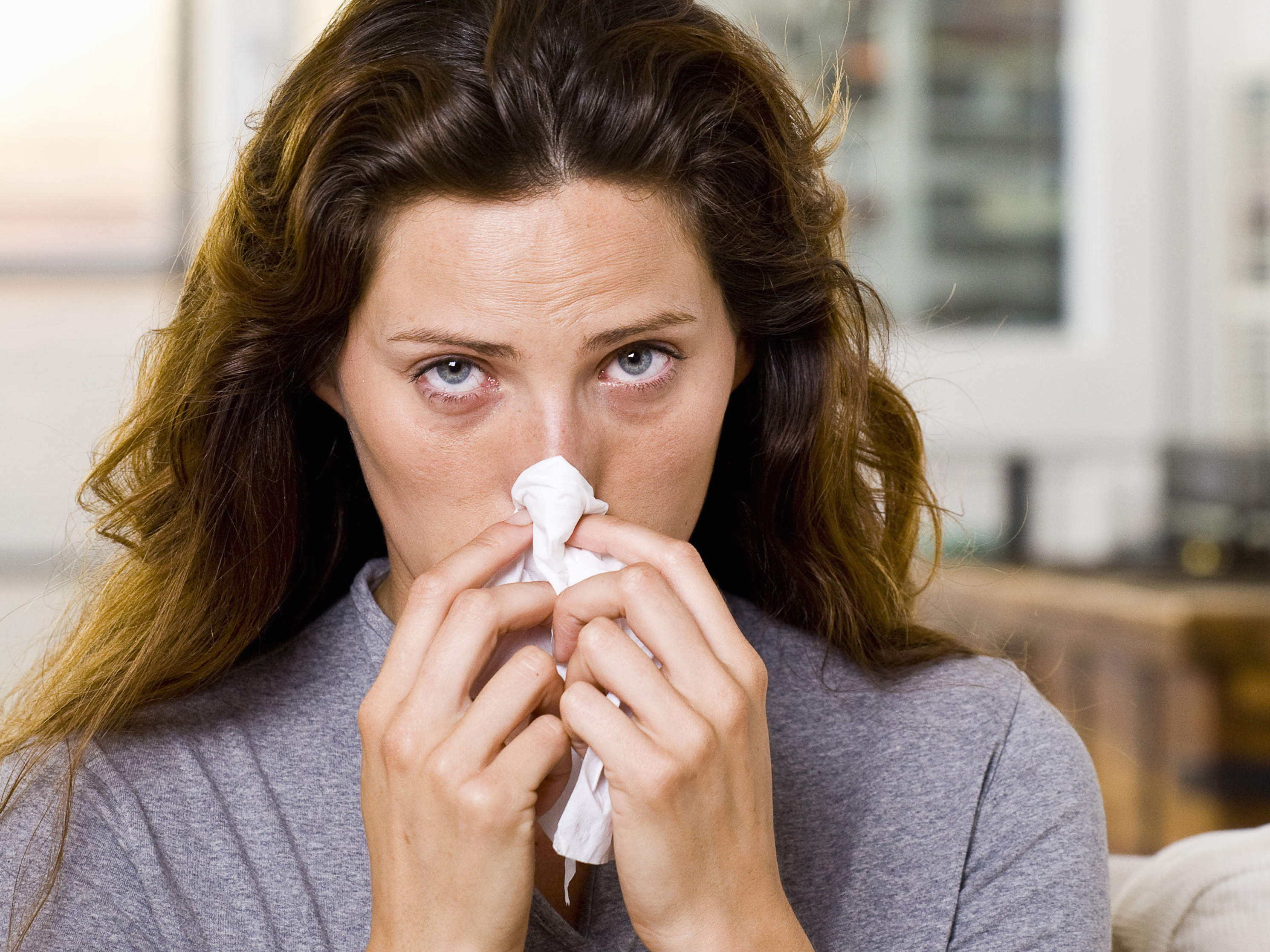 Stress Can Make Seasonal Allergies Worse Stress Can Make Seasonal Allergies Worse new pics