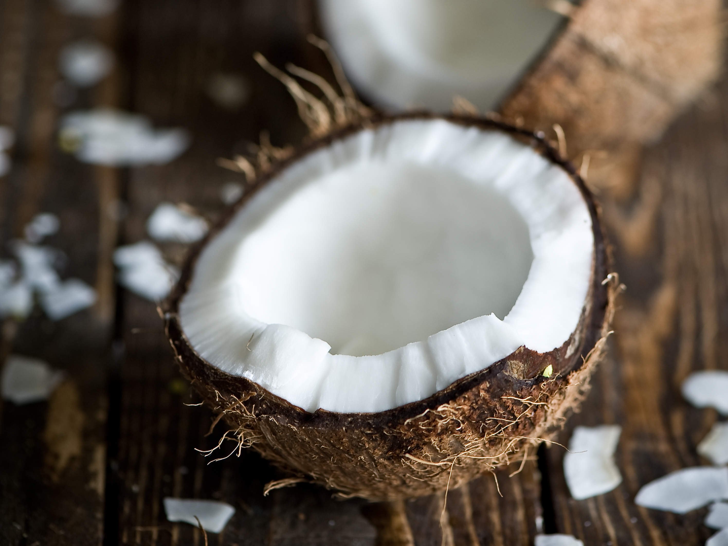 Surprising Beauty Uses for Coconut Oil