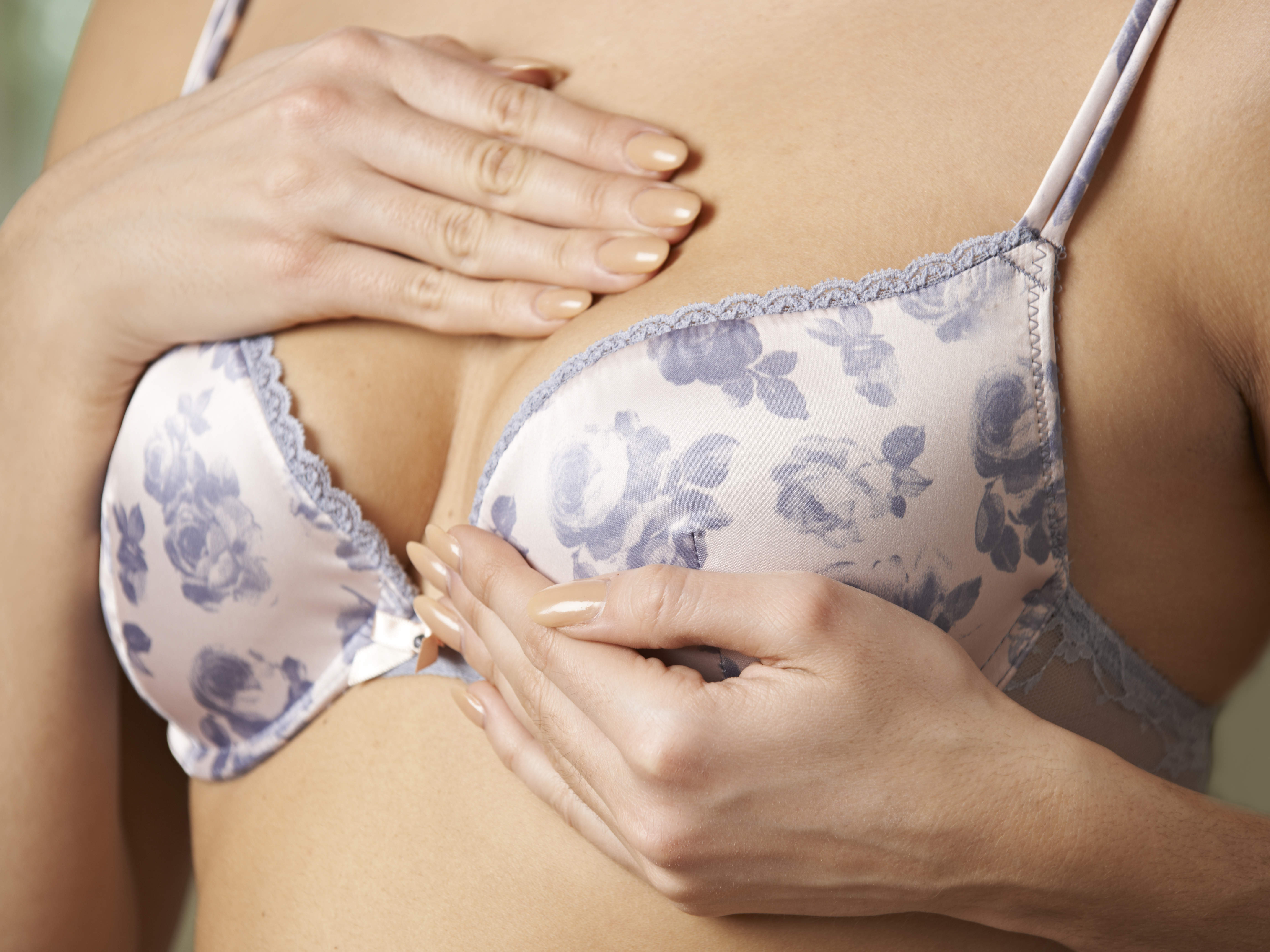 Found a lump in your breast?