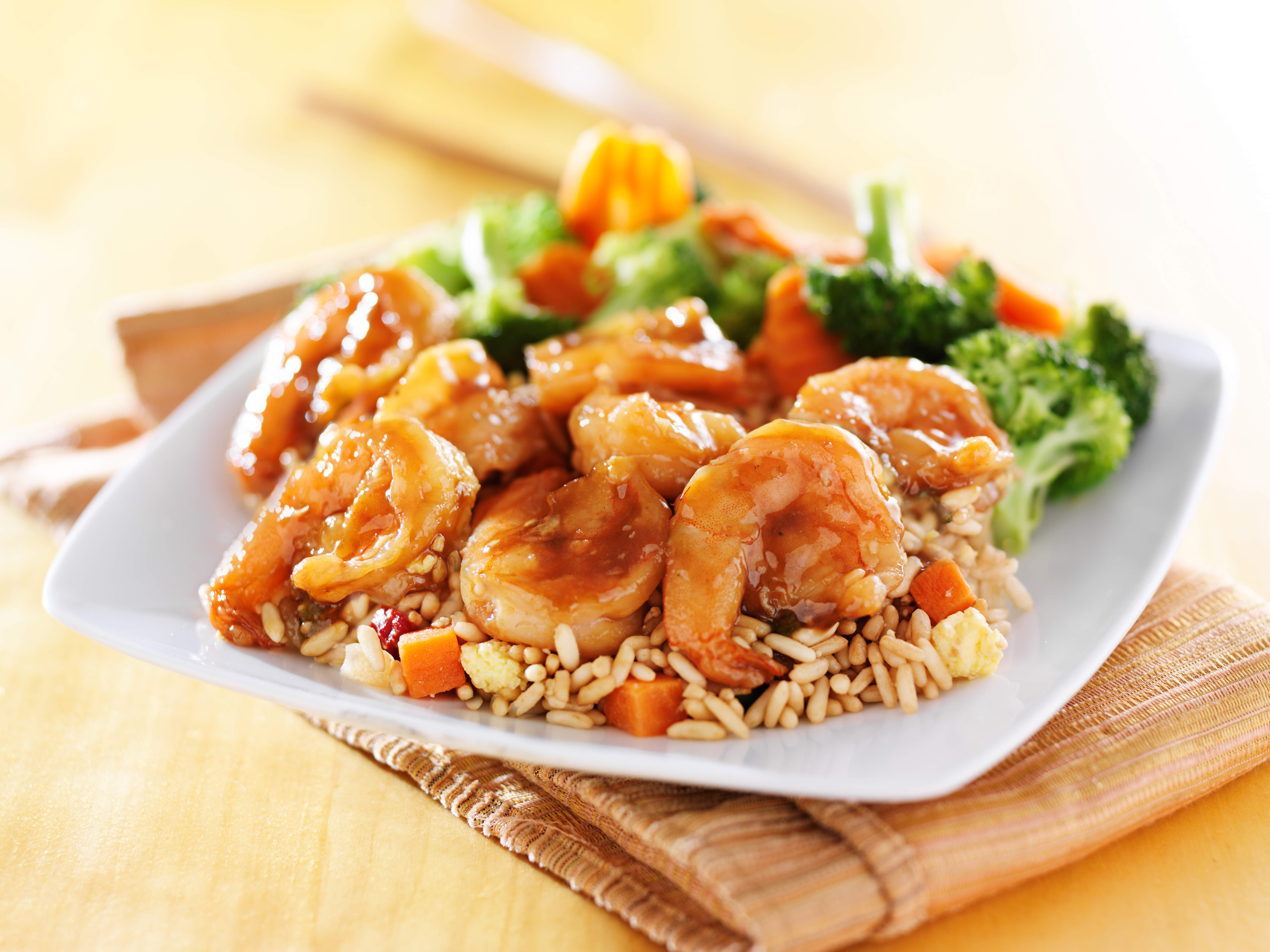 crispy-farro-and-shrimp-stir-fry-video