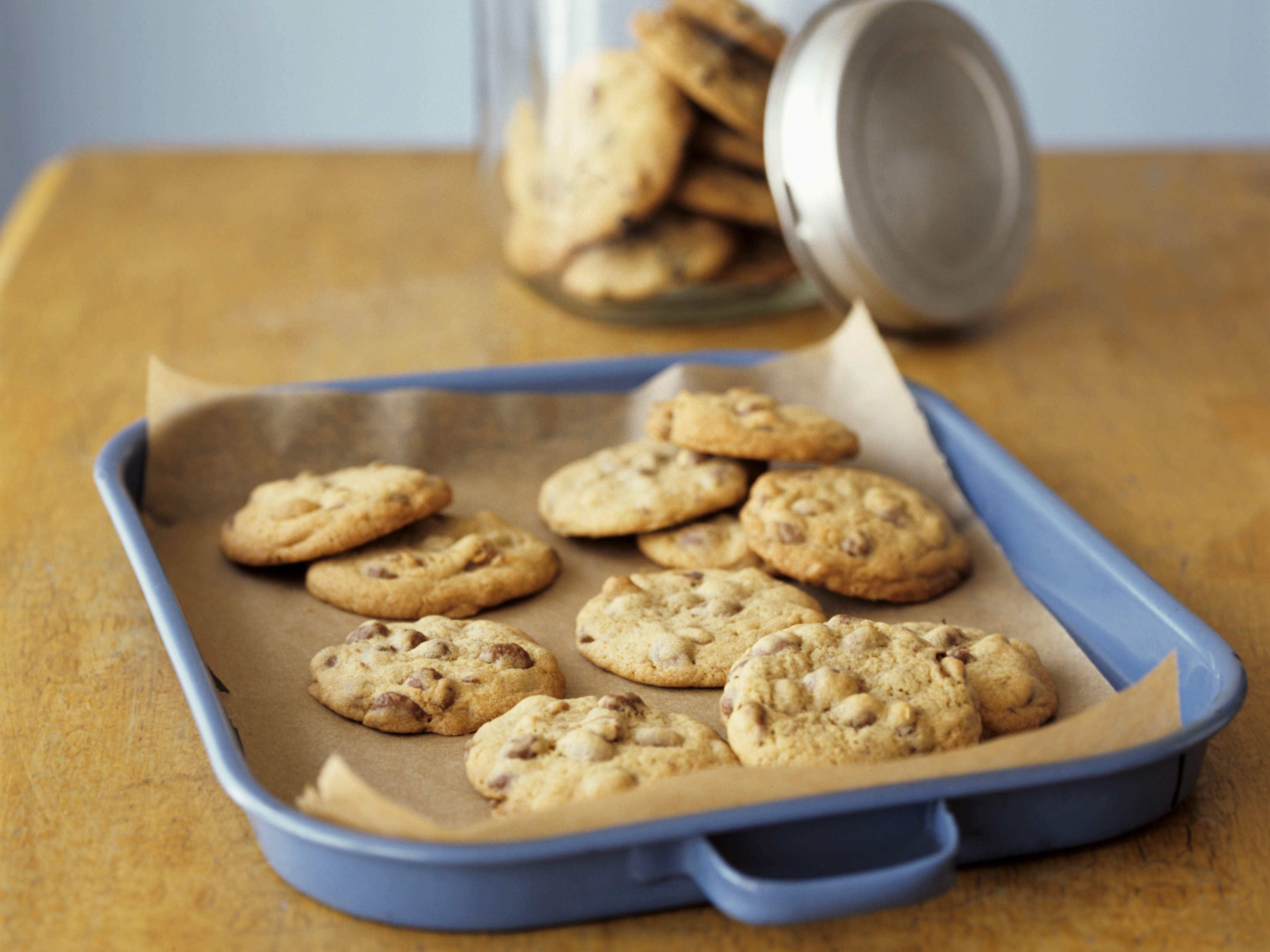 <p>Feel-good chocolate chip cookie recipes</p>