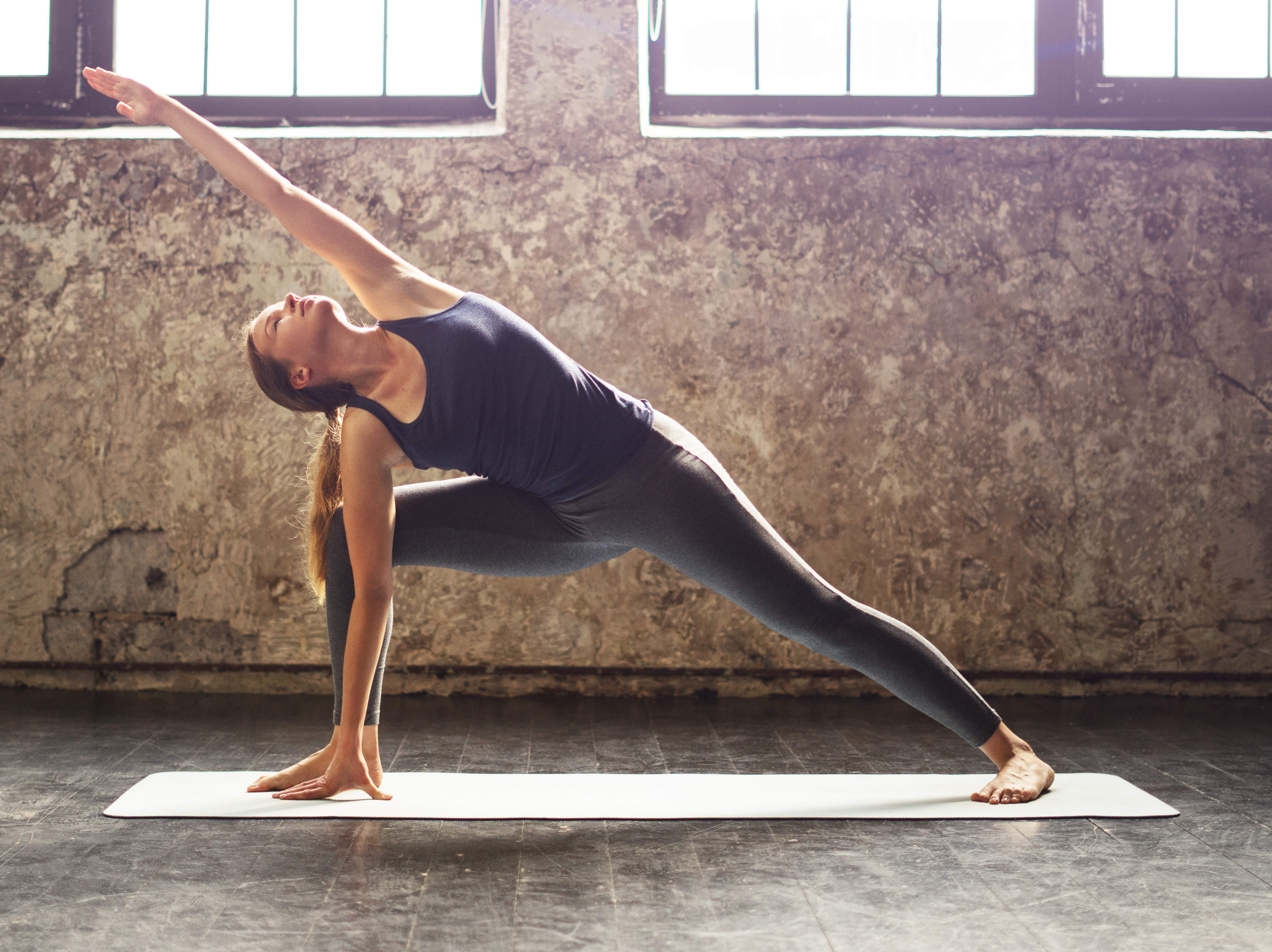 9c0b4d598 The Best Yoga Workout Videos of All Time - Health
