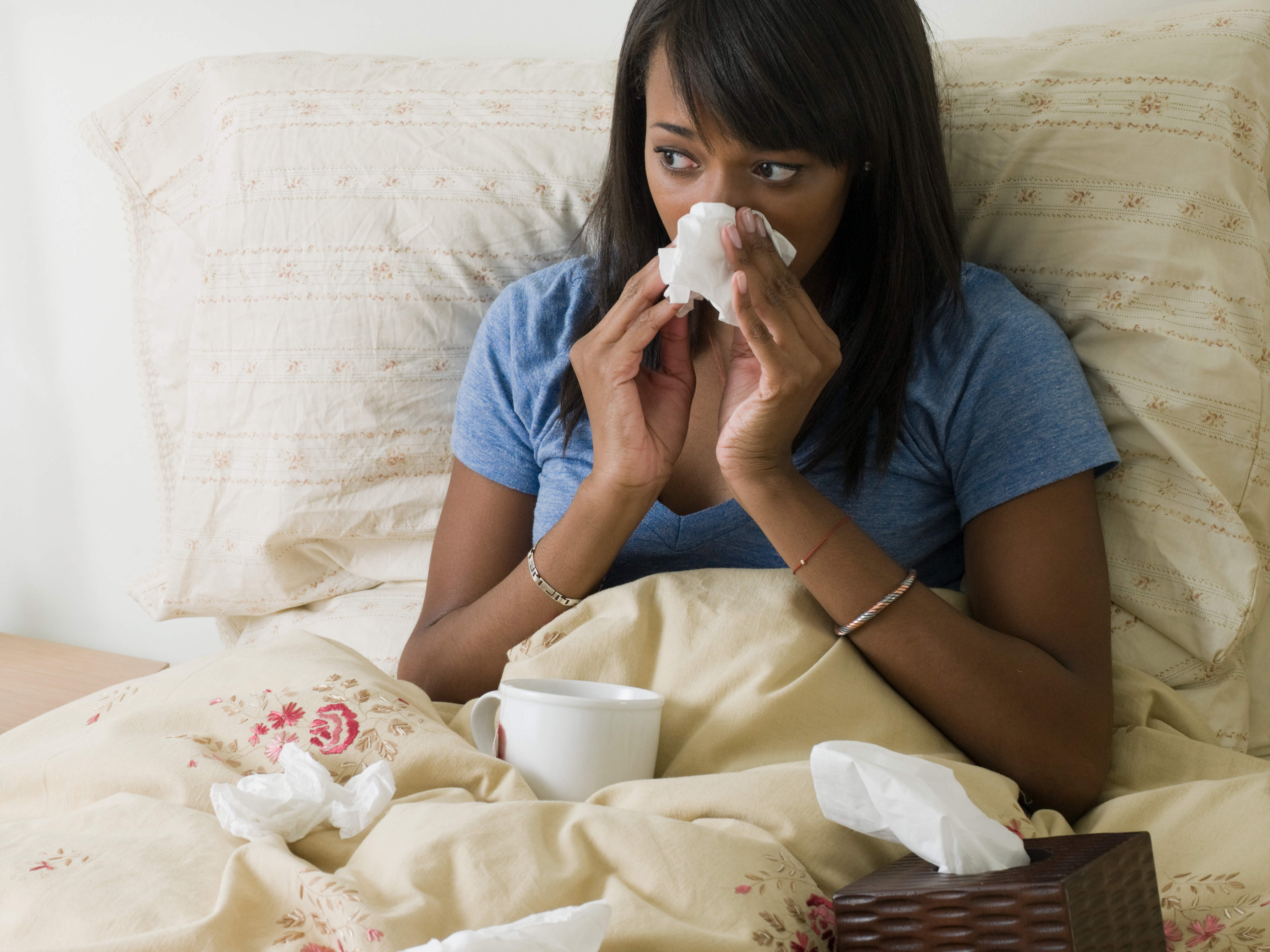 6 Signs Its More Than a Cold