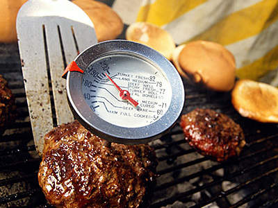 grilled meat thermometer