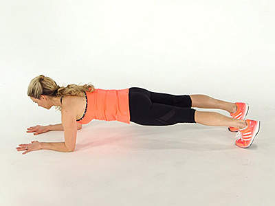 perfect plank