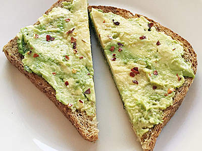 spicey-avocado-toast