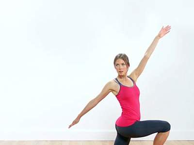 stretching-lunge