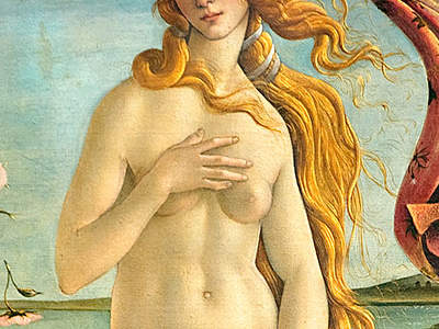 venus-breast