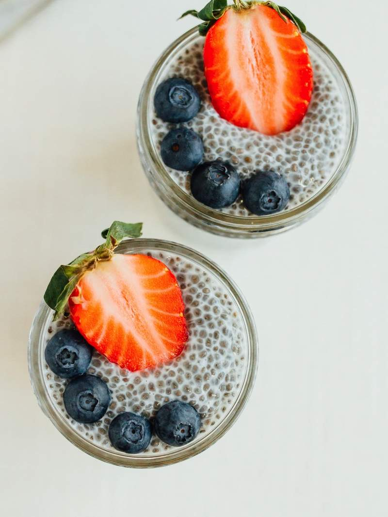 The best meal prep ideas health chia seeds are known for their high fiber and protein content and this pudding recipe from eating bird food is simple and satisfying forumfinder Gallery