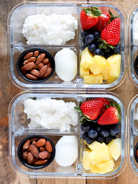 Easy healthy lunch ideas for work pinterest