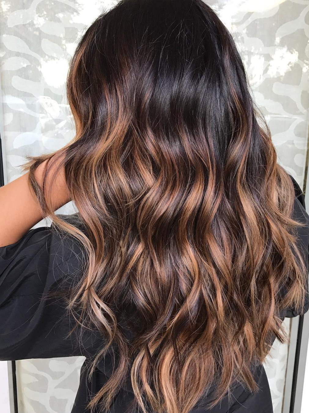 What is the fashionable hair color