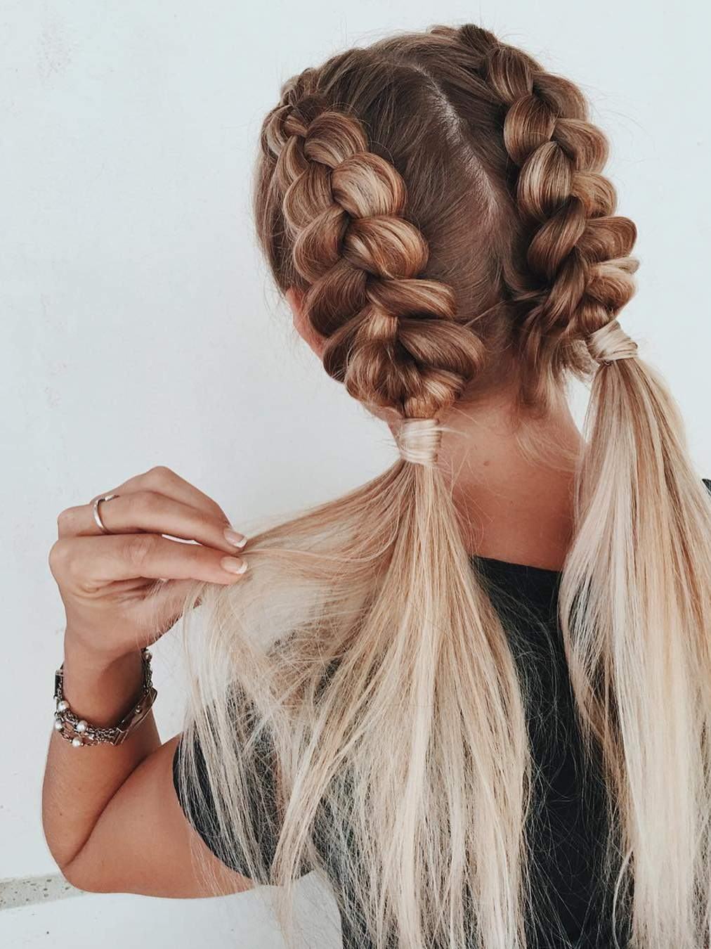 half hair style 7 braided hairstyles that are loving on 5219