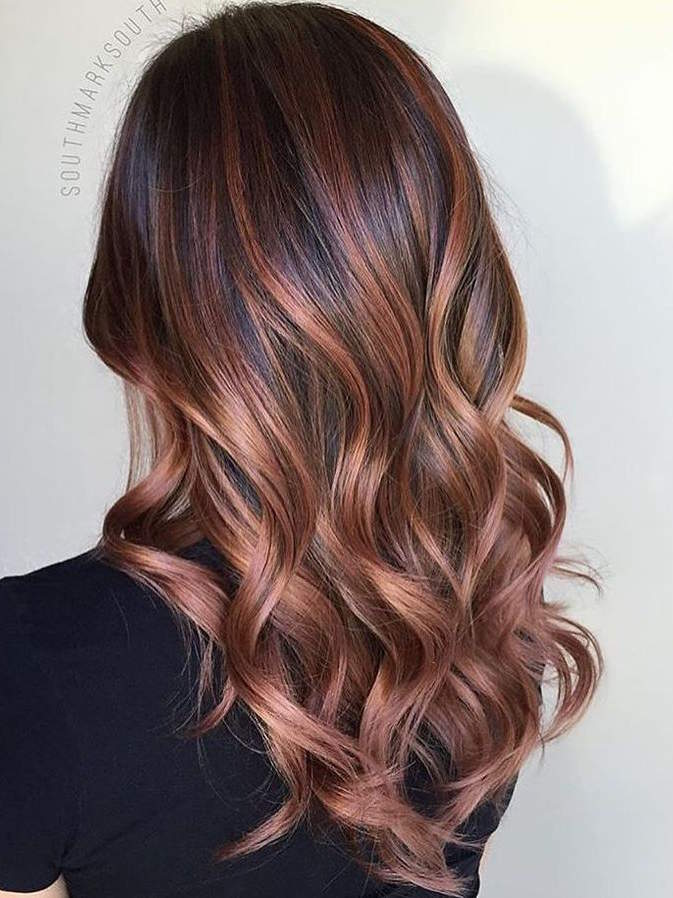 These 16 Hair Color Trends Are About to Be Huge for Brunettes - Health