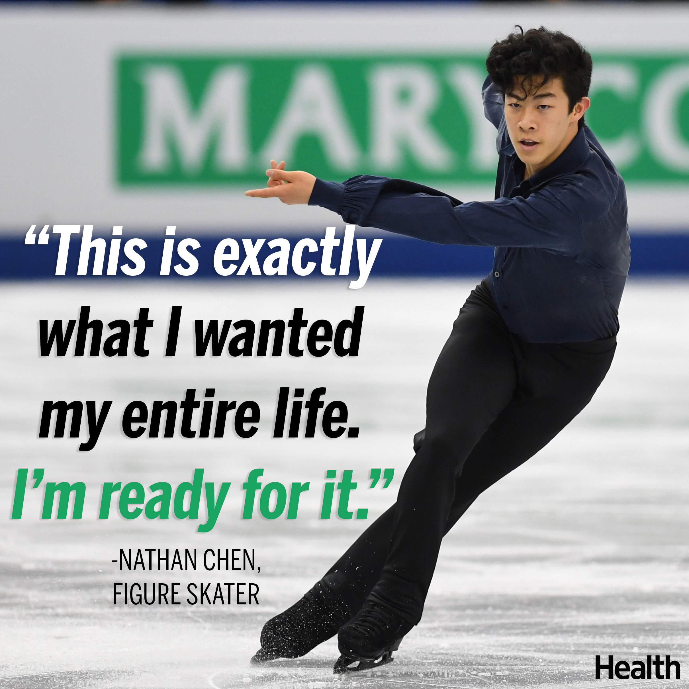 nathan chen is an 18 year old figure skater from salt lake city utah hes had an incredibly successful career so far including being named the 2017 and