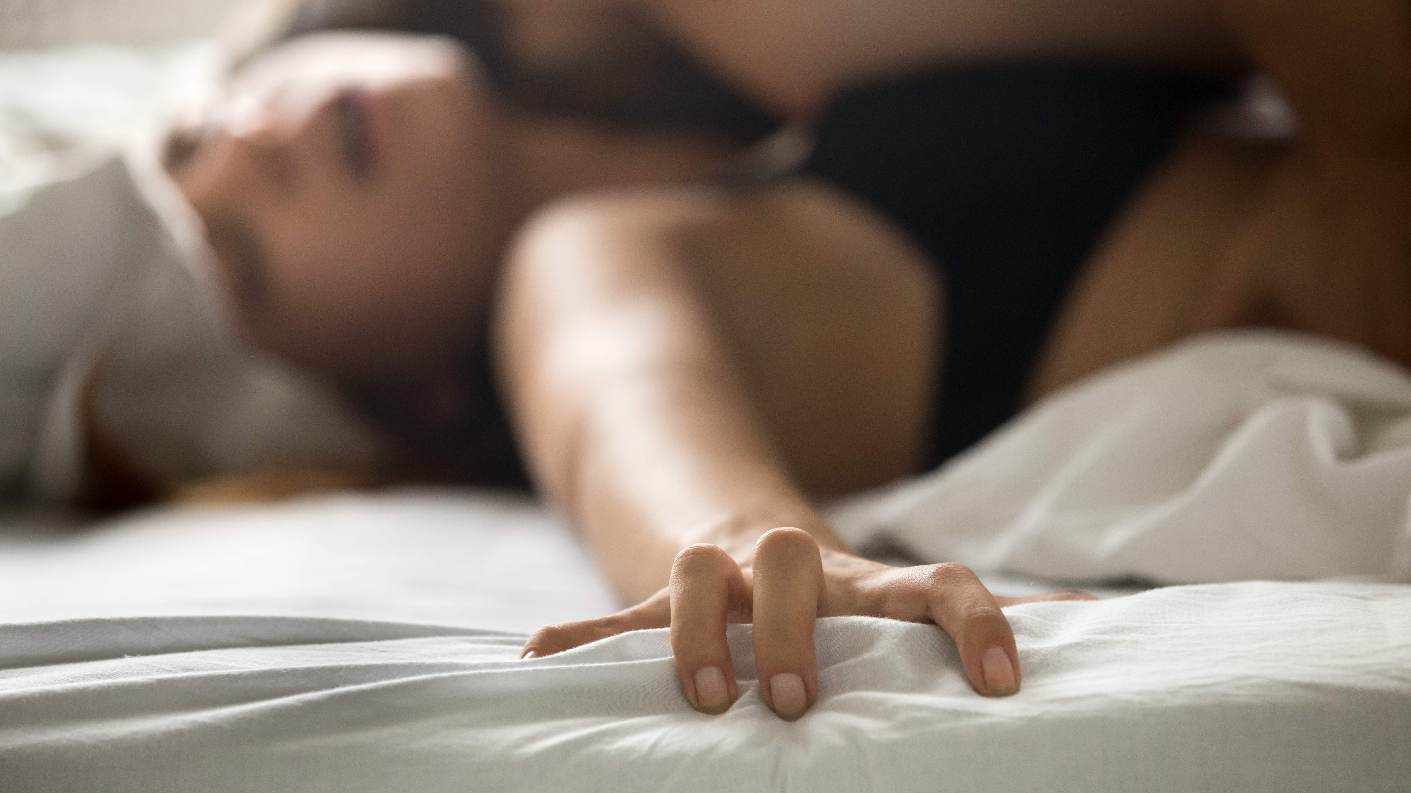 5 Fingers In Pussy this woman couldn't have sex because she had a 'dead end