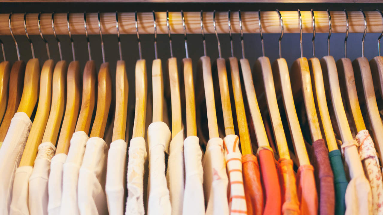 Spring-clean your closet