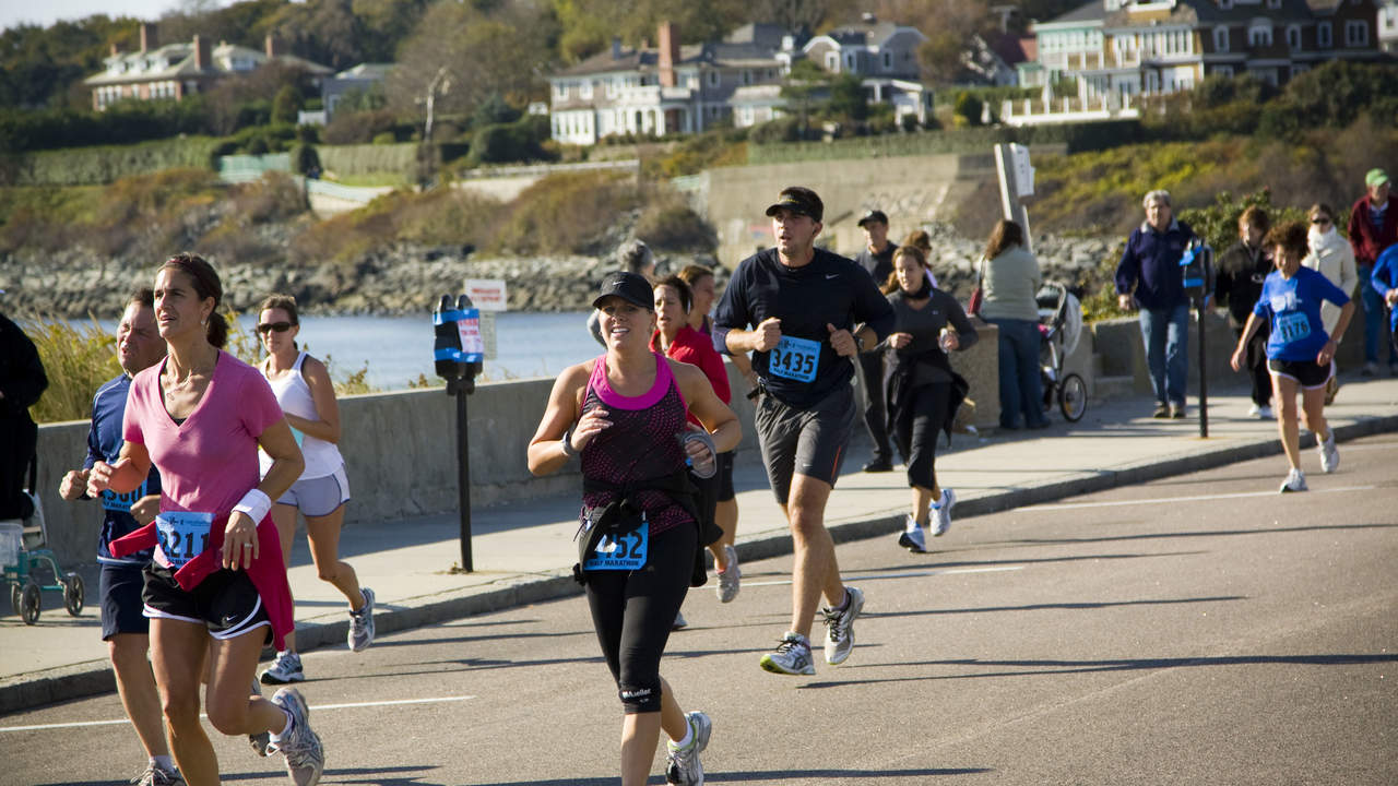 The Most Gorgeous Running Races In America State By State Health - Run around the world 13 best places to run a marathon