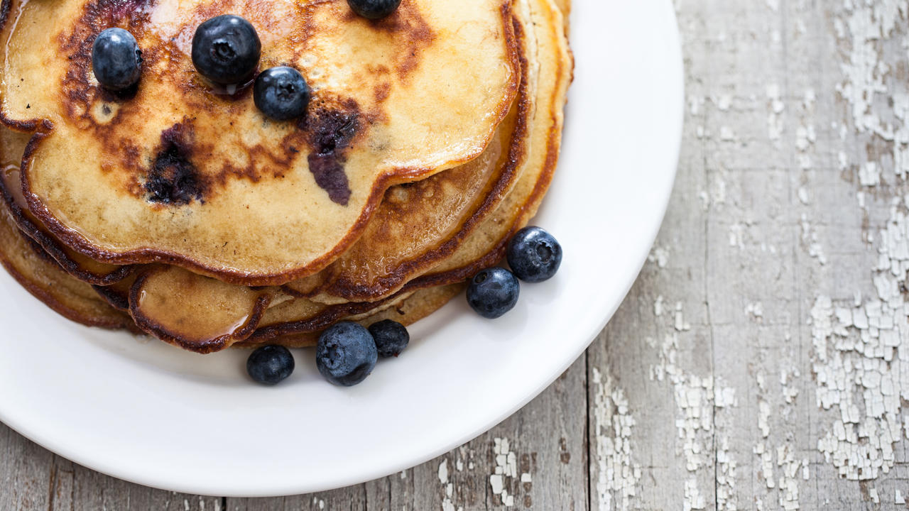 22 Healthy Pancake Recipes