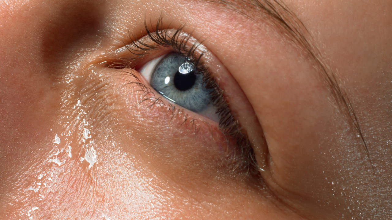 How To Stop Watery Eyes Health