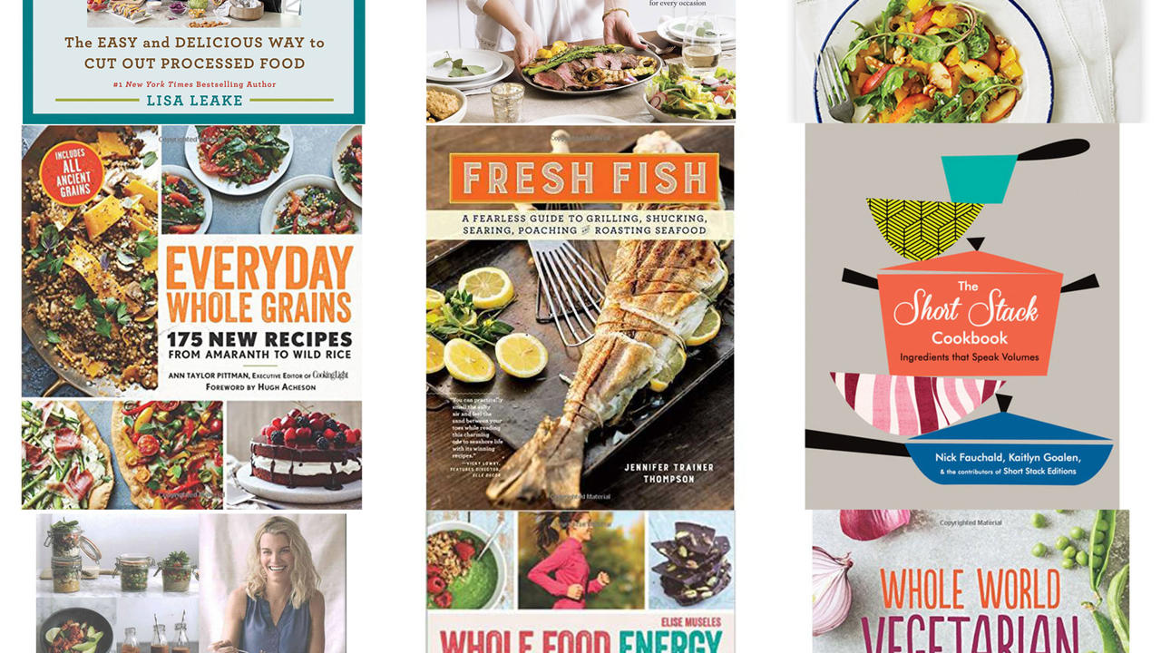 The best healthy cookbooks of 2016 forumfinder Images