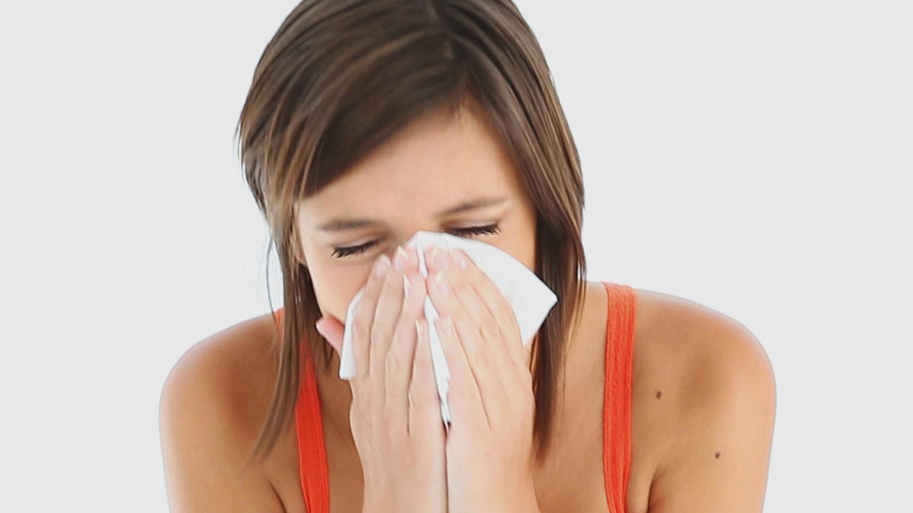 How to cure a long-lasting runny nose