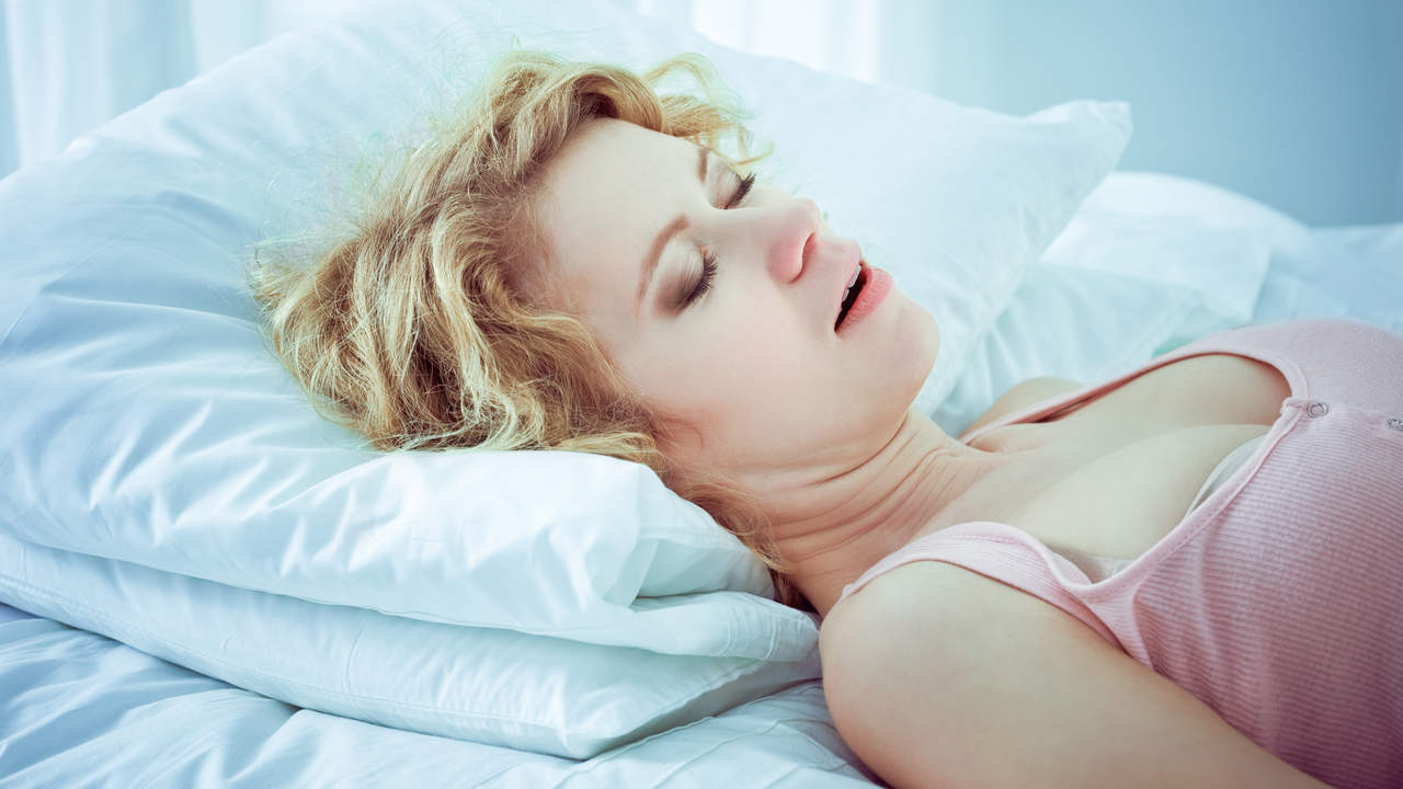 Snoring is not the only symptom